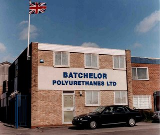 Batchelor Polyurethanes Head Office